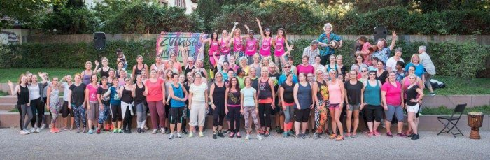 Zumbaparty 2017 in Groß-Umstadt