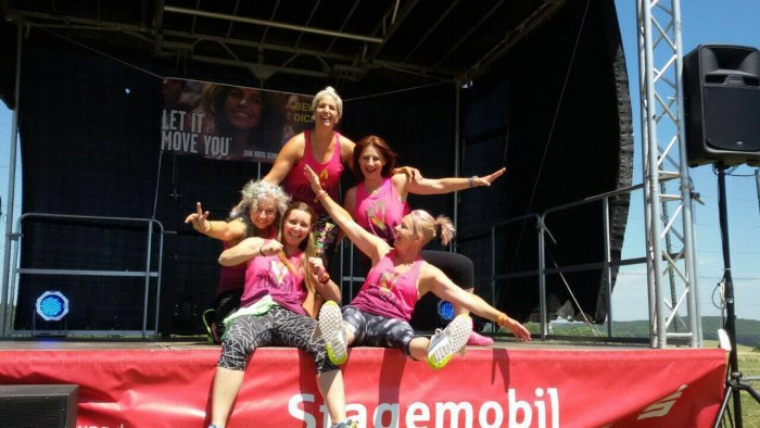 Zumbaparty 2017 in Hummetroth